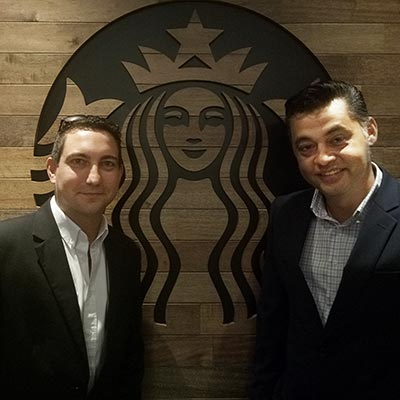 Starbucks cozies up with GO Communications for PR duties