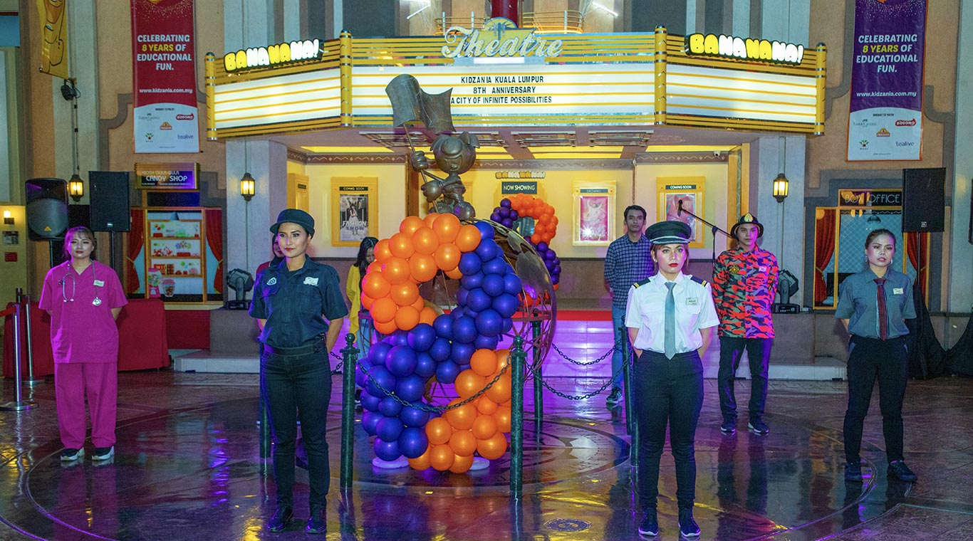 GO revels with Kidzania KL as it celebrates 8th Anniversary, introduces new partners