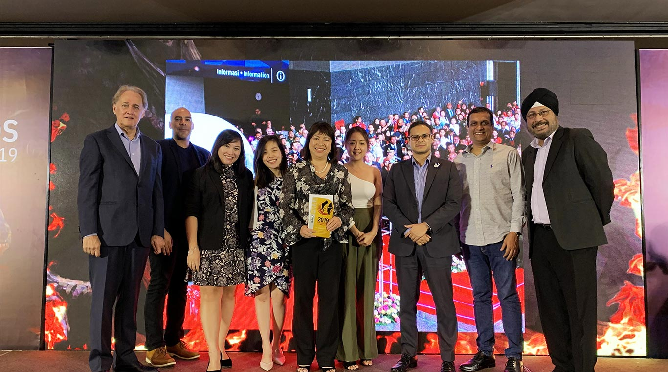 GO roars loud at the Dragons of Asia Awards