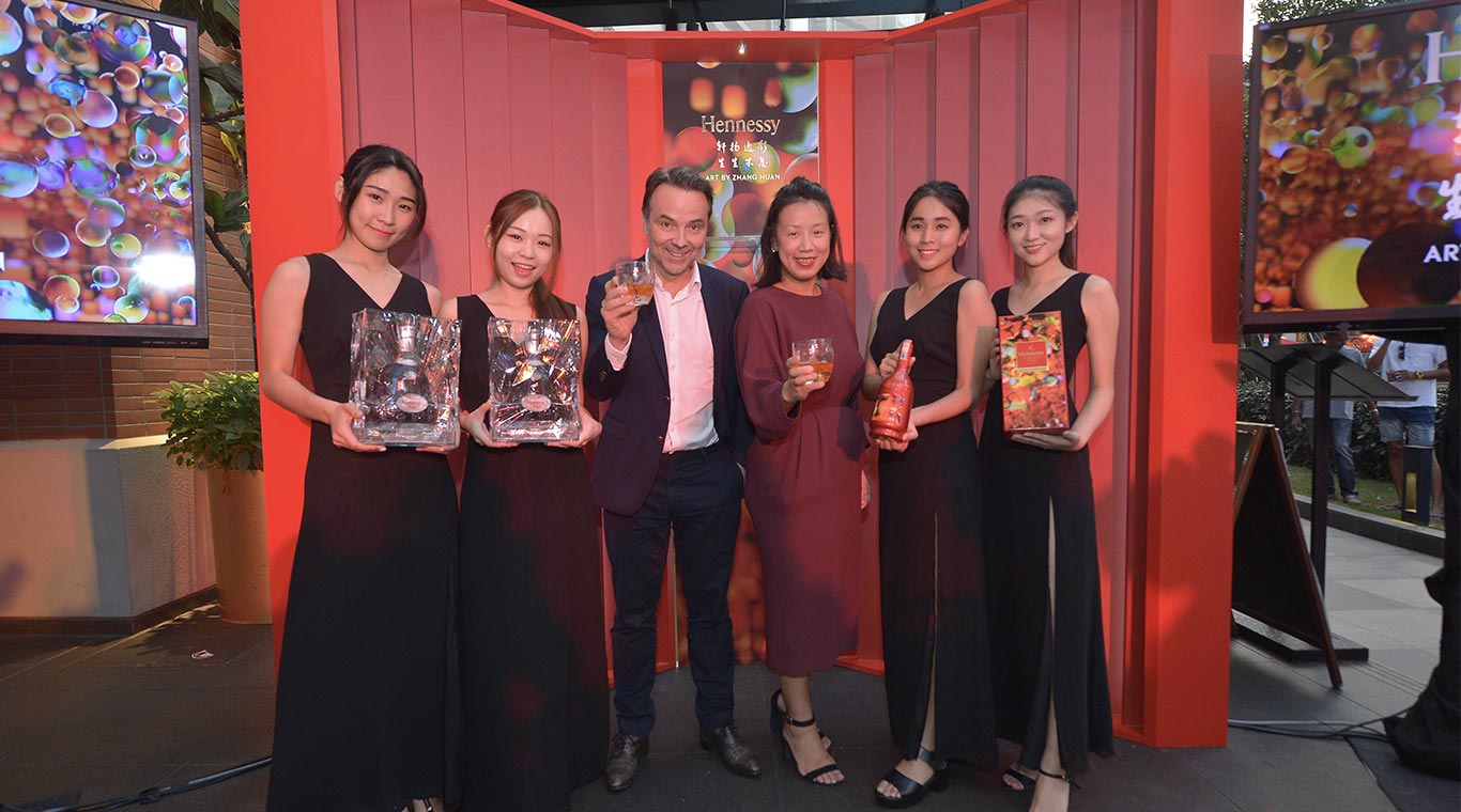 GO celebrates 'Renewal of Hope' with Hennessy for Lunar New Year