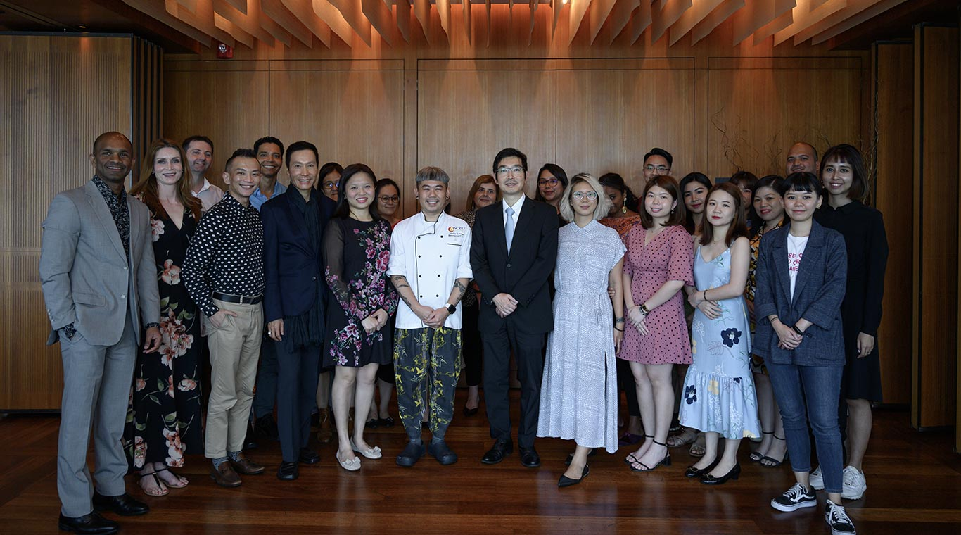 GO unites embassies for Nobu KL's sake & wine pairing Omakase