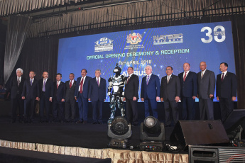 Defence Services Asia Exhibition & Conference 2018